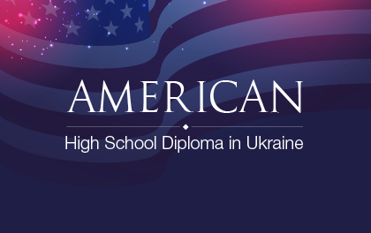 American High School Diploma in Ukraine
